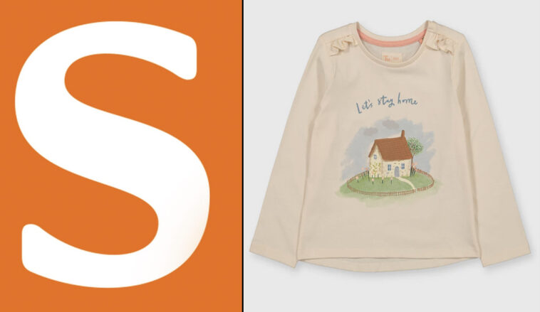 Sainsbury's 'sexist' girls' T-shirt has been called out by shoppers for its 'old-fashioned' message.
