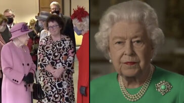 The Queen has been caught on camera blasting 'irritating' world leaders over their lack of action on climate change.