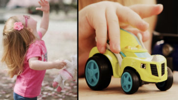 Toy companies are being urged to go 'gender-neutral' in order to 'prevent harmful stereotypes'.