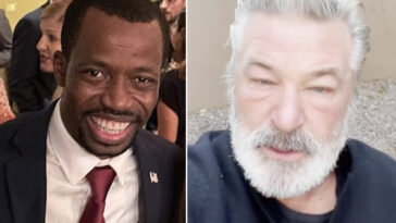 A producer has said he 'hopes' Alec Baldwin will be charged with manslaughter after the actor 'discharged a prop gun that killed a woman and injured a man' while filming Rust in New Mexico.