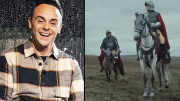 Ant McPartlin is facing a huge backlash over his 'cruel' treatment of a pony during the filming of the new ITV trailer for I'm A Celebrity, Get Me Out Of Here.